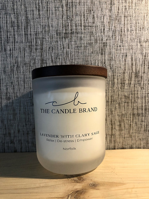 THE 35 HOUR CANDLE - Lavender with Clary Sage