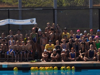 Over 100 Players Brave Heat to Attend Free Clinic
