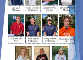 LWP Congratulates 2020 Athletes on their Recent College Commitments
