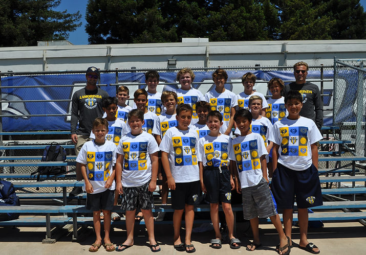 Lamorinda Water Polo 12U Boys
