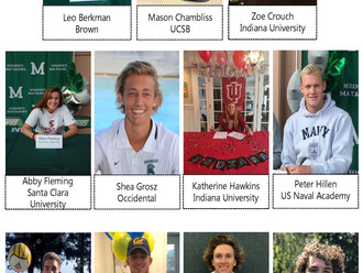LWP Congratulates 2019 Athletes on their Recent College Commitments