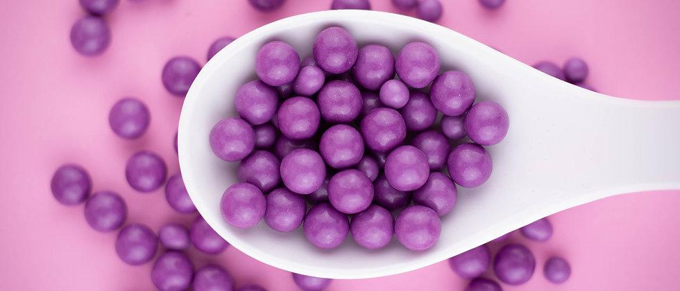 Schokokugeln - Purple