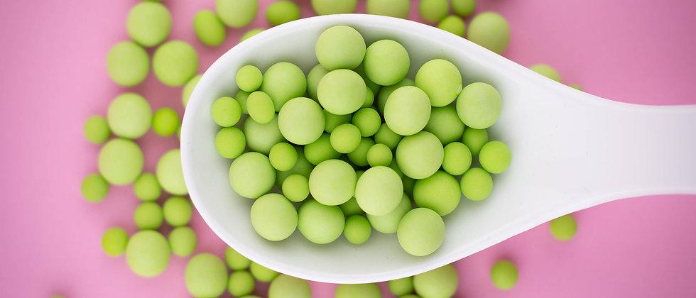 Schokokugeln - Pastell Lime Matt