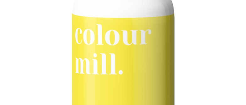 Colour Mill Yellow 20ml
