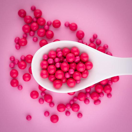 Schokokugeln - Hot Pink