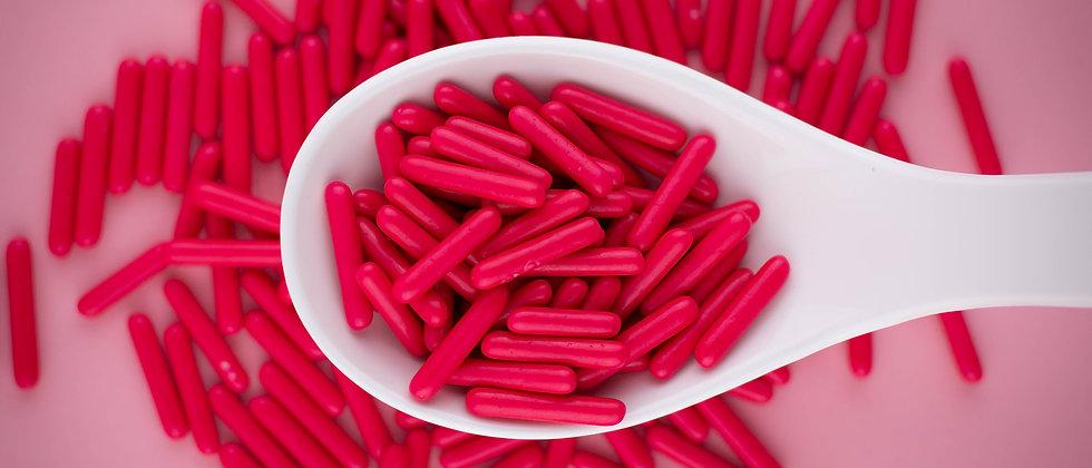Verrückte Nudel - Hot Pink