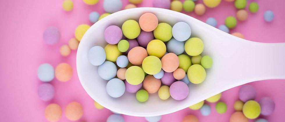 Schokokugeln - Pastell Mix Matt