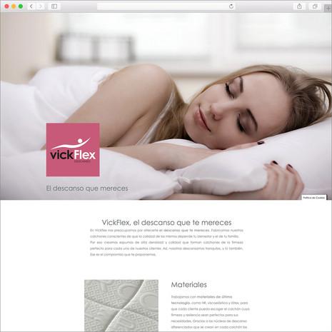Vickflex Descanso