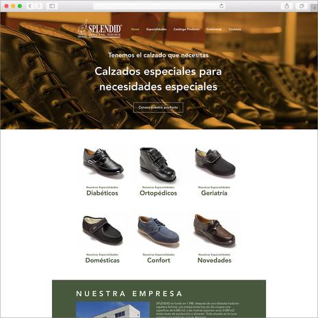 Splendid, fábrica de calzado