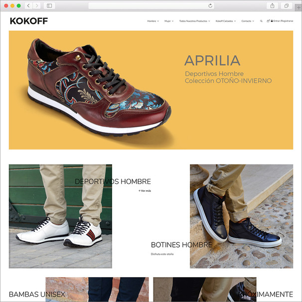 Kokoff Shoes Online