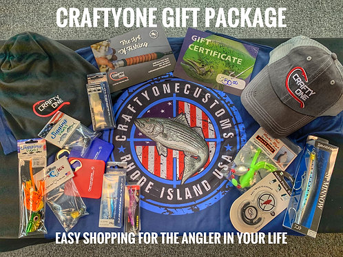 CraftyOne Gift Package