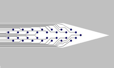 Hexagonal probes