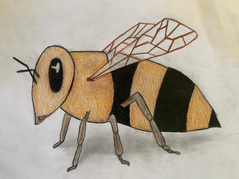 Flora's bee