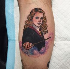 Hermione Granger Tattoo
