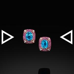 《 The Aries' Fresh Earrings 》