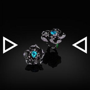 The Neonblue Bella Ring