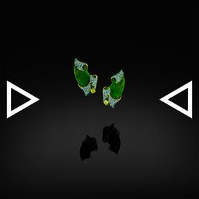 The Ginkgo Earrings