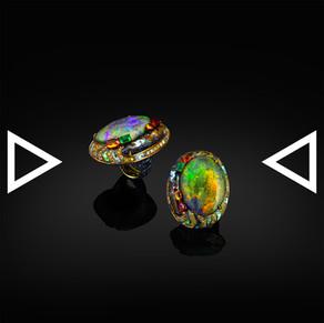 The Nimrud' Rainbow Ring
