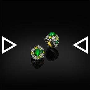 The Emerald Eye of Chimera Ring