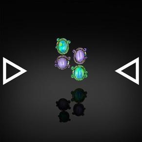 The Cardamom Earrings