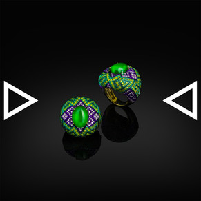 The Solar Green Ring