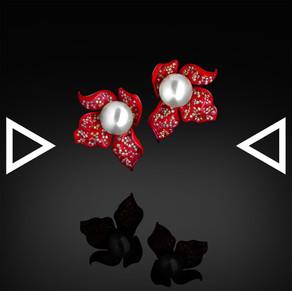 The Stapelia pulchella Earrings