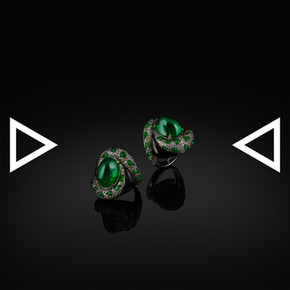 The Panther of Emerald's City Ring