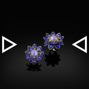 The Blue Lotus Chants Ring