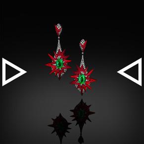 The Wooooooooow!!!! Earrings