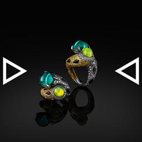 The Heterochromia Vision Ring