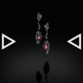 The Kadupul Goddess Earrings