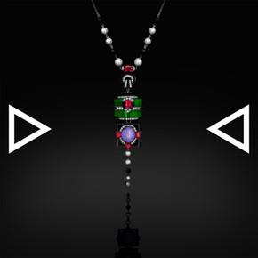The Deco Moda Necklace