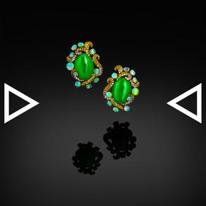 The Caño Cristales Earrings