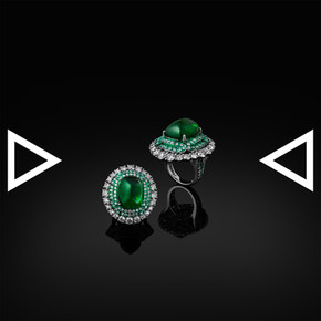 The Zambian's Delight Ring