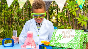 Hands-on Learning with Green Kid Crafts