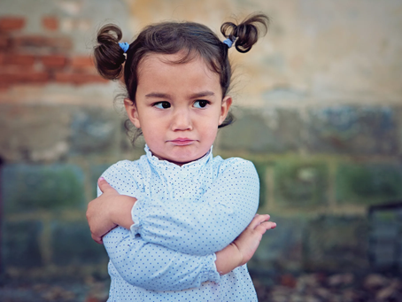 A Parent's Guide to Stopping Your Child's Whining