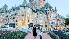 4-Day Road Trip: Quebec City - Charlevoix - Tadoussac