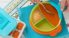 Quick & Easy Step Baby Food