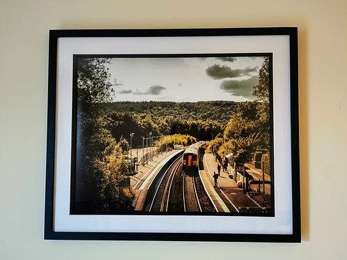 Grindleford Station -  Framed Print