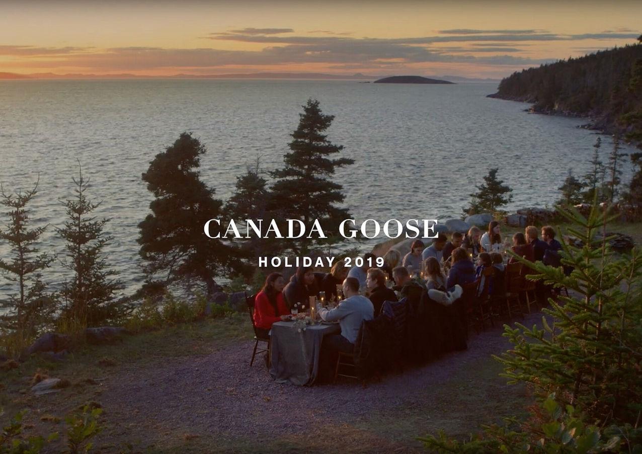 Canada Goose: Generations of Warmth