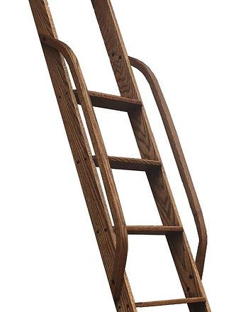 Wooden Interior Ladder