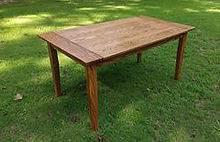 Oak Dining Table artfxwoodworks.jpg