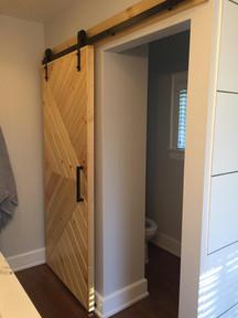 barn door built to order
