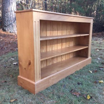 bookcase handmade