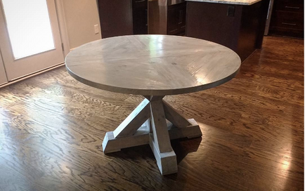 Dining Table handmade