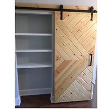 Barn door custom