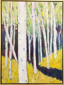 Jane White Aspen Evening