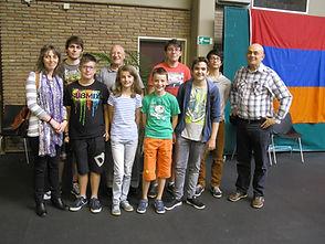 TIPC 2016 Club Echecs Anderlues