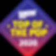 Snowsurf Top of the Pop Borealis Drakkar 2020