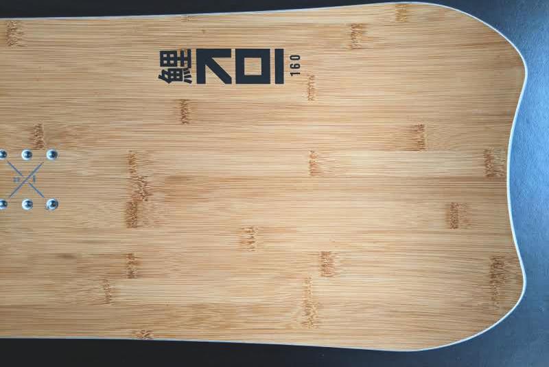 Borealis Koi Snowboard